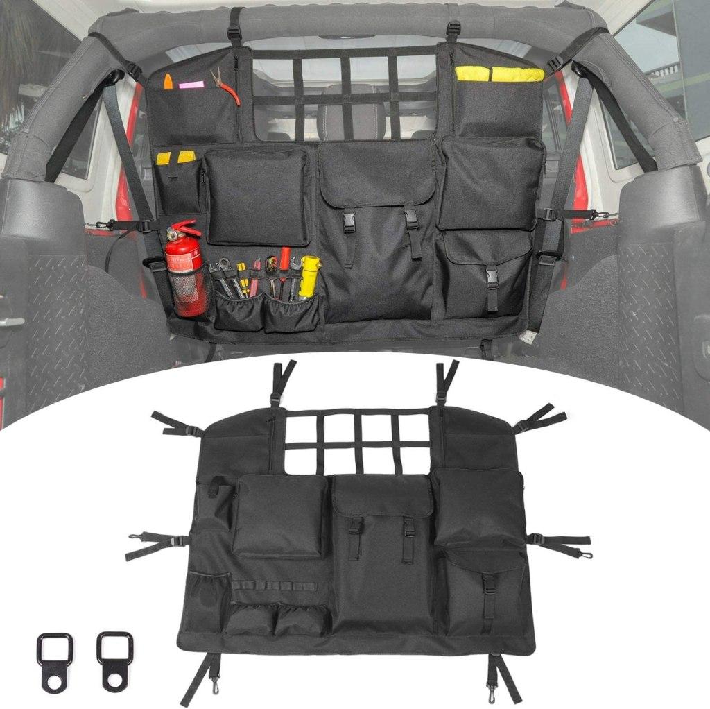 Jeep wrangler Trunk Organizer