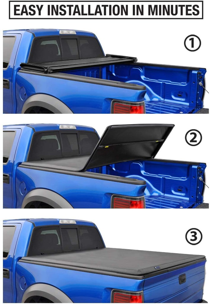 2020 Jeep Gladiator Tonneau Cover