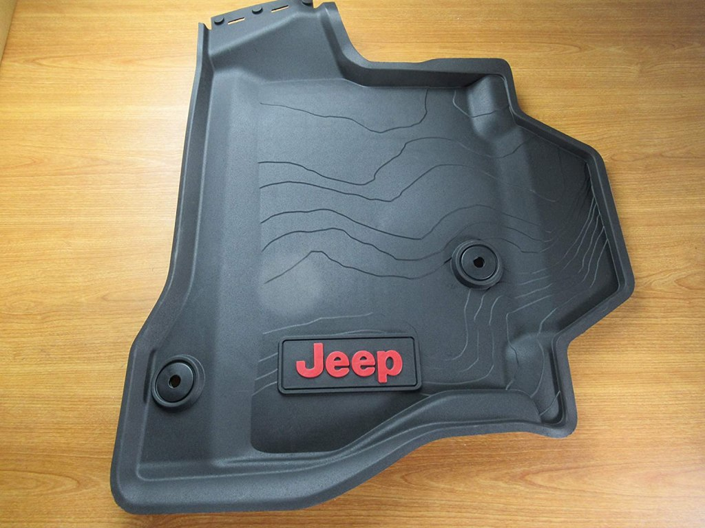 Jeep Gladiator Custom Mats